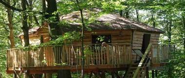 Weekend dans une cabane