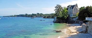 Camping au bord du mer en Bretagne