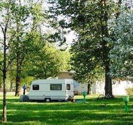 Camping de printemps