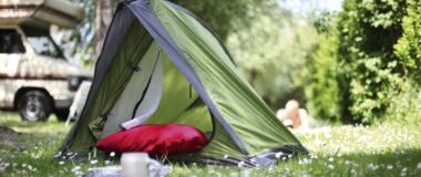 camping sur la Côte d'Azur