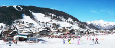 Vacances en france au ski